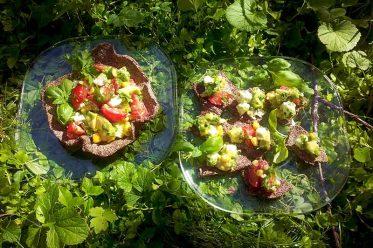Chia-Salat