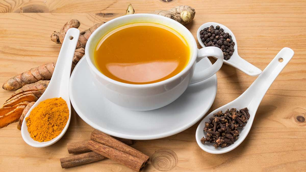 Rezepte zum Abnehmen mit Ingwer und Zimt