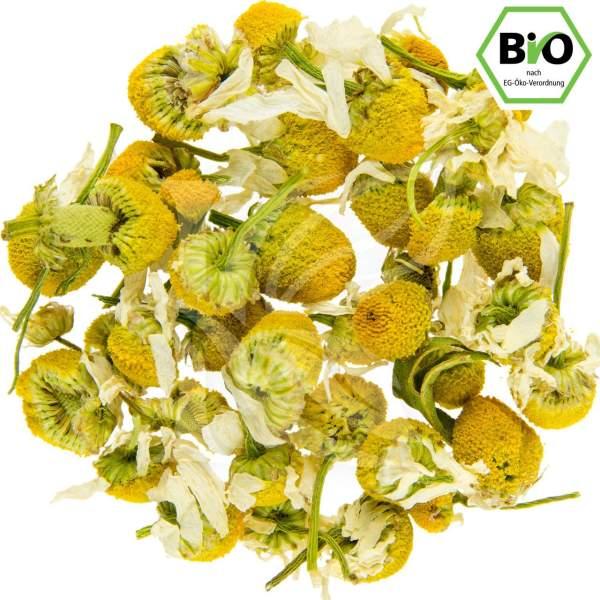 Kamillenblüten in unserem Onlineshop kaufen