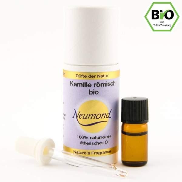 Kamille römisch, ätherisches Öl, BIO
