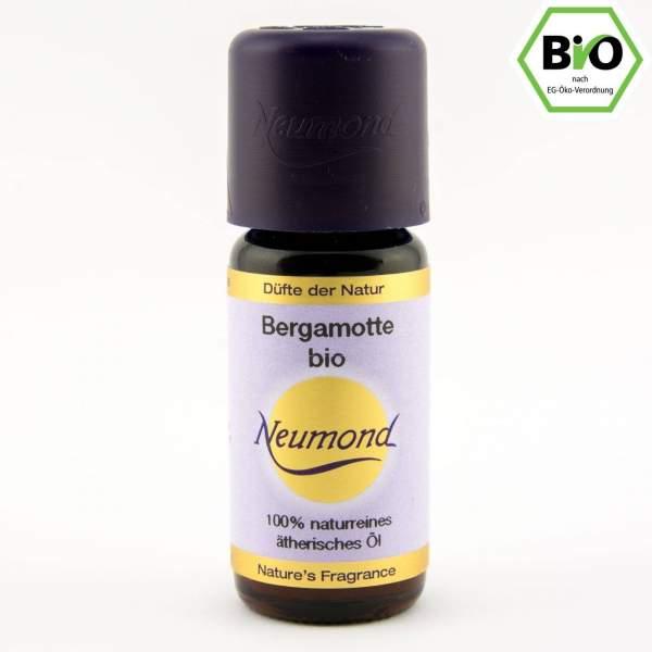 ätherisches Öl Bergamotte, BIO