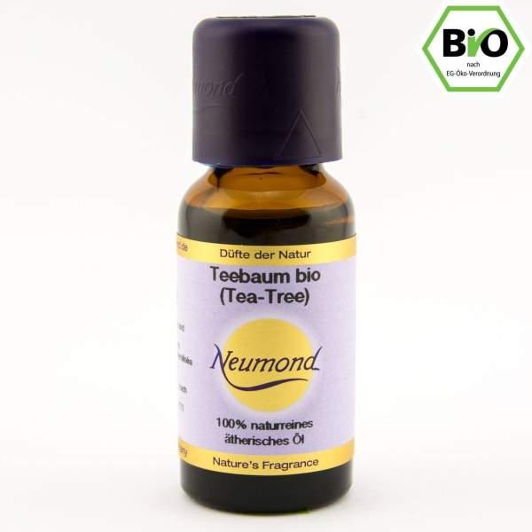 Teebaum, ätherisches Öl, BIO, 20ml