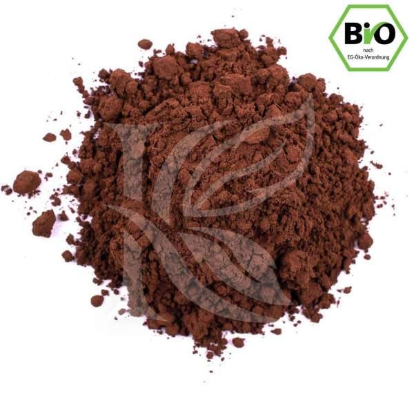 Kakao gemahlen 100% bio