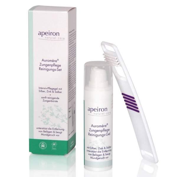 Auromere Zungenpflege Reinigungs Set