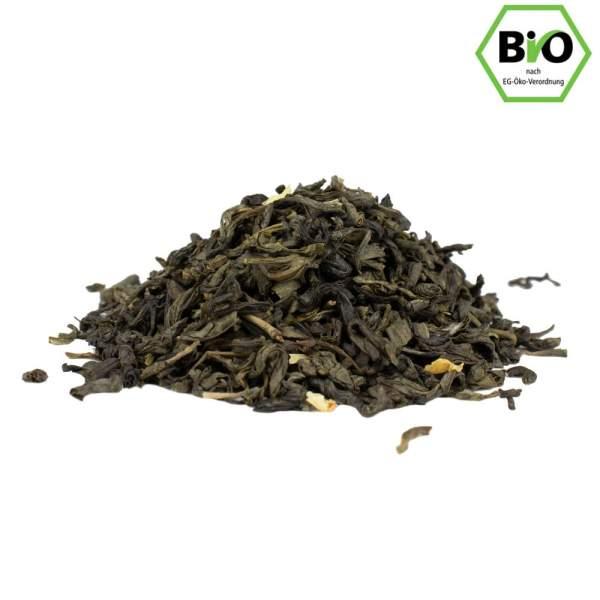 Bio Jasmintee, Grüner Tee