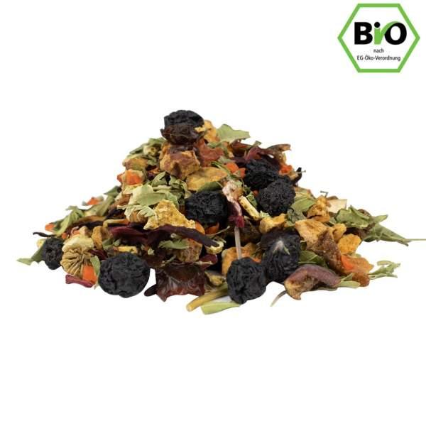 Multifrucht-Tee, Bio