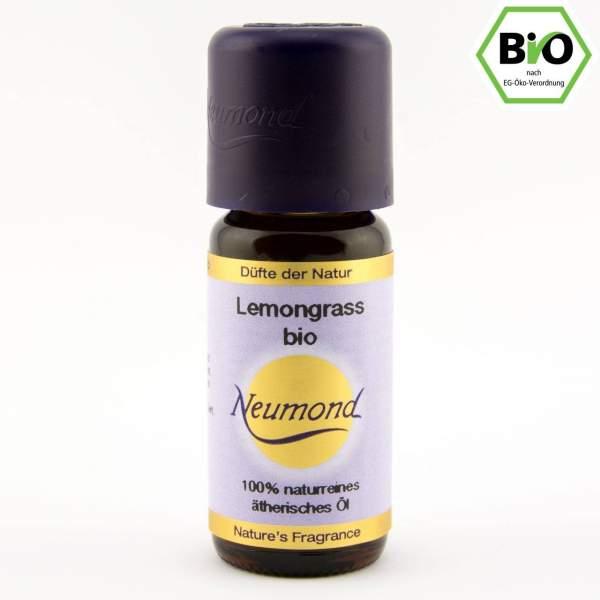 Lemongrass, ätherisches Öl, BIO