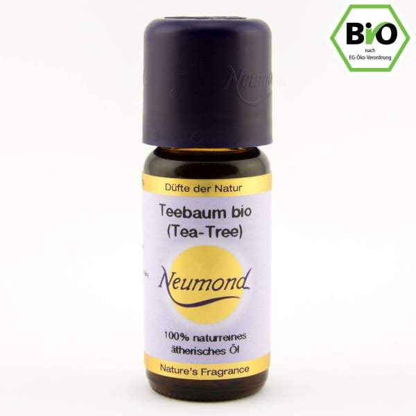 Teebaum, ätherisches Öl, BIO, 10ml