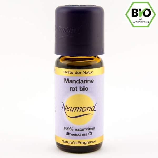 Mandarine rot, äherisches Öl, BIO