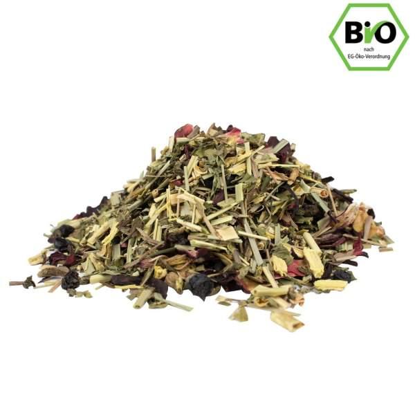 Natürliche Abwehr, Bio-Tee