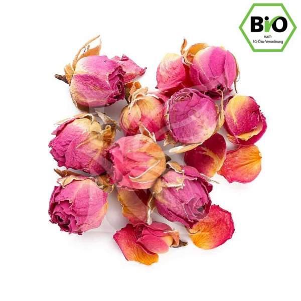Bio Rosenblüten kaufen