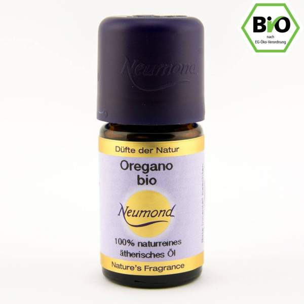 Oregano, ätherisches Öl, BIO