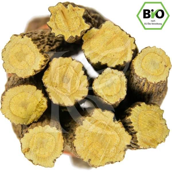 Süßholzwurzel, ganze Stangen Bio Süßholz