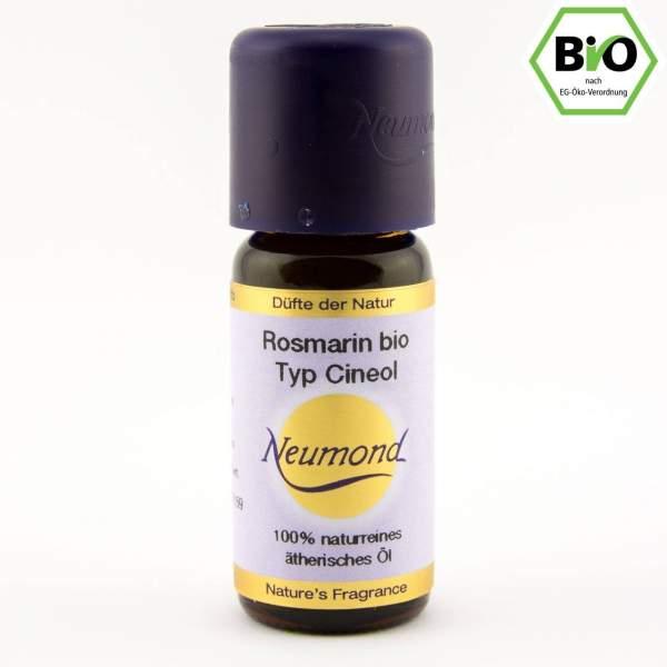 Rosmarin Typ Cineol, ätherisches Öl, BIO