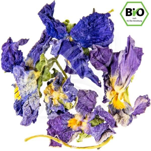 Veilchenblüten,  Bio in unserem Onlineshop kaufen