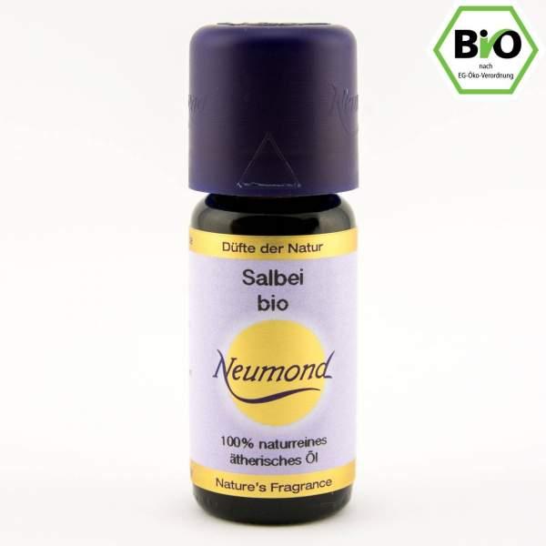 Salbei, ätherisches Öl, BIO