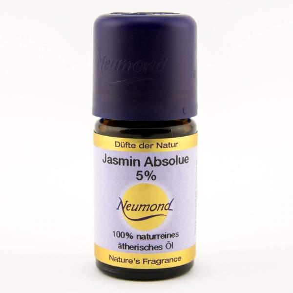 Jasmin Absolue, 5% ätherisches Öl