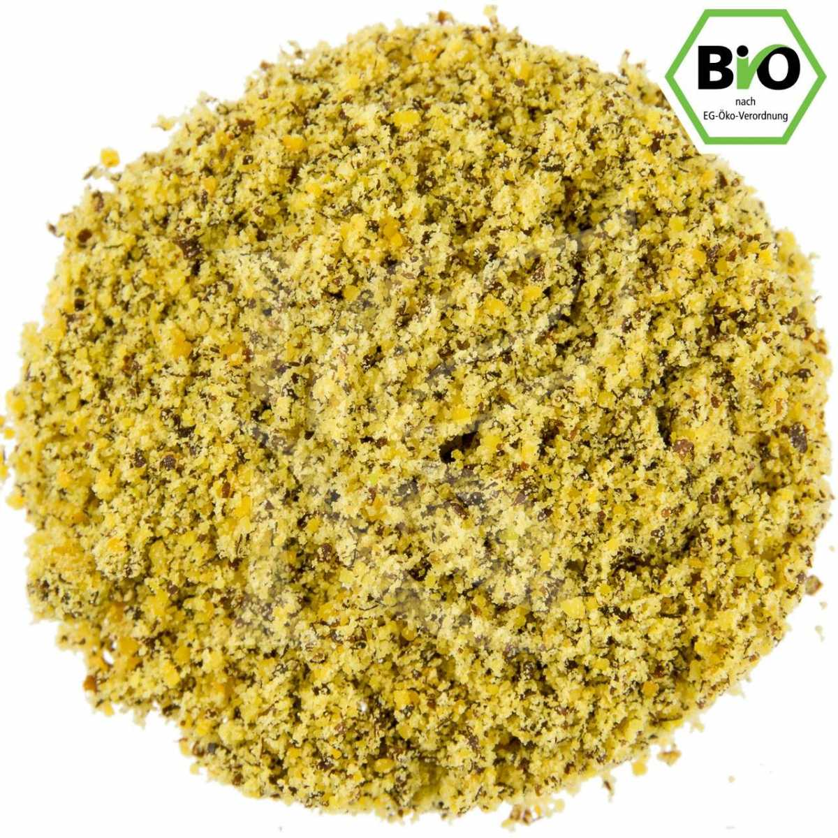 gemahlener Senf, braun, Bio in unserem Onlineshop kaufen