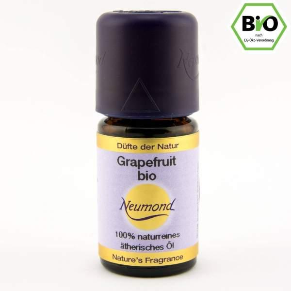 Grapefruit, ätherisches Öl, BIO