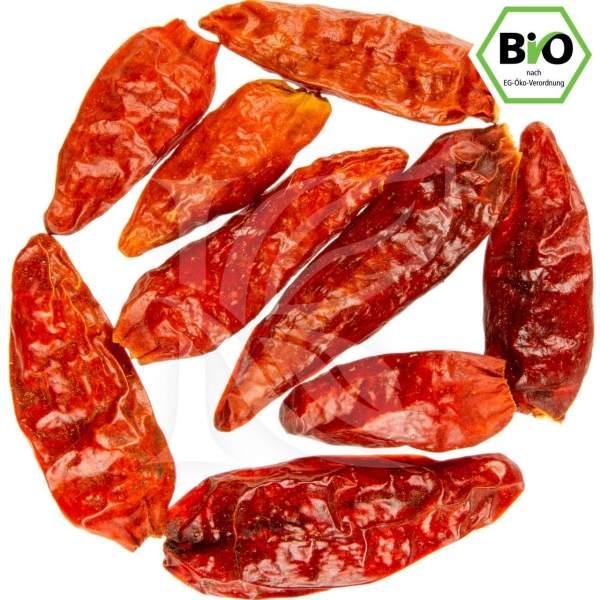 Chili Birdeyes Bio extra scharf in unserem Onlineshop kaufen
