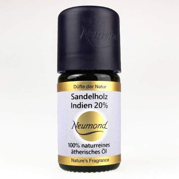 Ätherisches Öl Sandelholz 20% Neumond