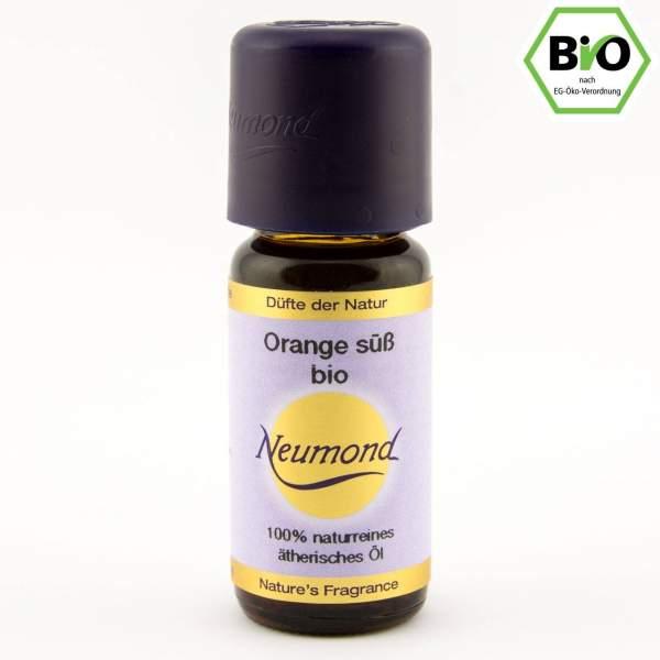 Orange süß, ätherisches Öl, BIO