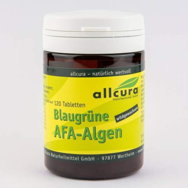 Blaugrüne AFA-Algen
