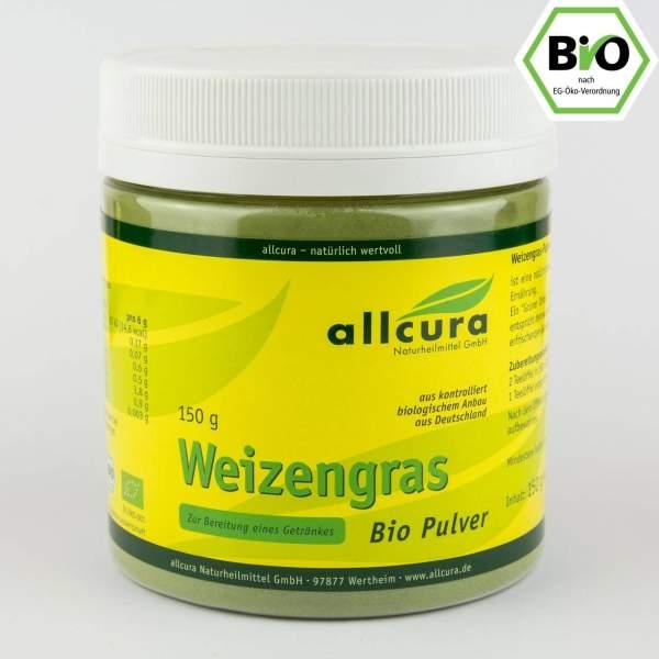 Weizengras Pulver, BIO